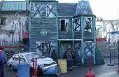 Hoe beklijvende winstgevendheid: geld verdienen met een spookhuis