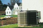 Hoe te zelf installeren een centrale airconditioning