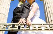 Het plannen van een snelle bruiloft goedkoop