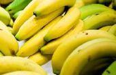 Hoe maak je een banaan-Stand