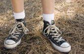 De eerste Converse schoen