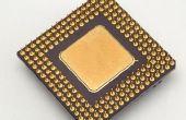 Uitleggen van het verschil tussen een Microprocessor & een Microcomputer