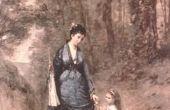 Wat voor soort kleding droeg mensen in de 19de eeuw?