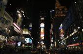 Welke luchthaven te vliegen naar voor Times Square in New York?
