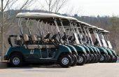 Golf Cart dagelijkse inspectie Checklist