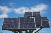 Hoe aansluiten van een kamp met zonne-energie