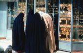 Arabische Hijab stijlen