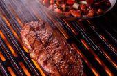 Kunt u het injecteren van boter in een Ribeye Steak?