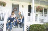 Het wijzigen van het uiterlijk van een Ranch stijl huis