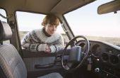 Hoe vervang ik versleten stoel bekleding in een vrachtwagen of auto