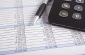 Hoe Bereken middelpunt op Excel
