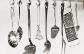 Keukengerei & hun functies