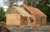 Het ontwerpen van een dak van de cabine met een Loft
