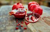 Feiten over granaatappels