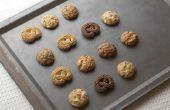 Soorten Cookie vellen & Effect op bakken