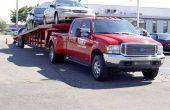 Hoe om te beginnen met uw eigen auto Shipping Company
