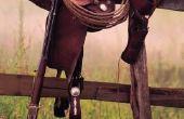 How to Make van een stoel van een zadel