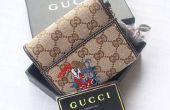 Hoe Spot een Fake Gucci portemonnee