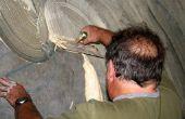 Loctite uit kleding verwijderen