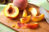 8 perzik perfecte recepten voor de zomer