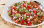 Kruiden voor een Salsa-tuin