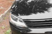 Tips voor het schoonmaken van liefde Bugs uit je auto