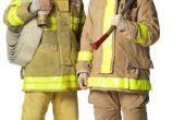 De negatieve & positief dat een brandweerman