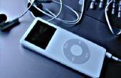 Hoe om te schakelen van een iPod Nano uit