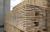 Soorten houten planken