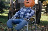 Hoe maak je een nep lichaam voor Halloween