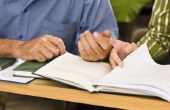 Teacher's Checklist voor een bovenliggende & leraar conferentie