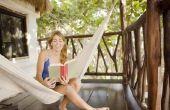 Hoe te houden van de goede houding bij het lezen