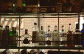 Kun je met kokosnoot Rum & vanille wodka Martini?