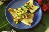 Diner ideeën voor vis & mangosalsa