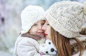Hoe te kleden een Baby voor de Winter