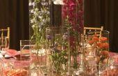 Welke bloemen moet ik krijgen voor het middelpunt van een verzonken bloem?