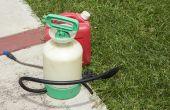 Menginstructies voor kruisboog Herbicide