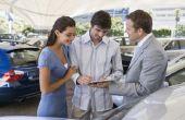 Hoe te breken van een nieuwe auto-koopcontract
