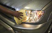 Hoe vervang ik de koplamp-lamp in een Ford Windstar