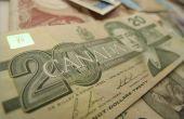 Het wijzigen van een Canadese aangifte inkomstenbelasting