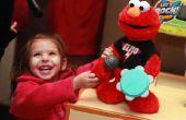 Hoe maak je een Cake van de kindverjaardag Elmo