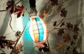 Hoe maak je een Lampion van de bal
