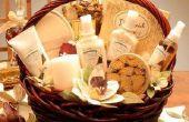 Hoe maak je een Spa Themed Gift Basket