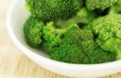 Groenten die ervoor zorgen dat opgeblazen gevoel & Gas