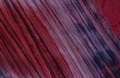Hoe Tie-Dye verschillende ontwerpen