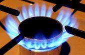 Hoe licht een chef-kok-gasfornuis