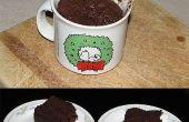 Hoe maak je een Muffin in de magnetron