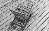 Hoe hout terug Slat stoelen om comfortabel te maken