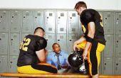 Hoe word ik een Texas voetballer en voetbaltrainer