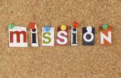 Wat zijn de voordelen & nadelen van het gebruik van de verklaringen van de missie?